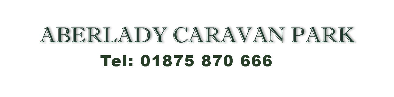 Aberlady Caravan Park Logo